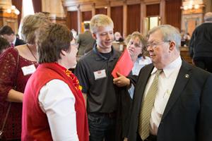 Legislative Day capitol visit