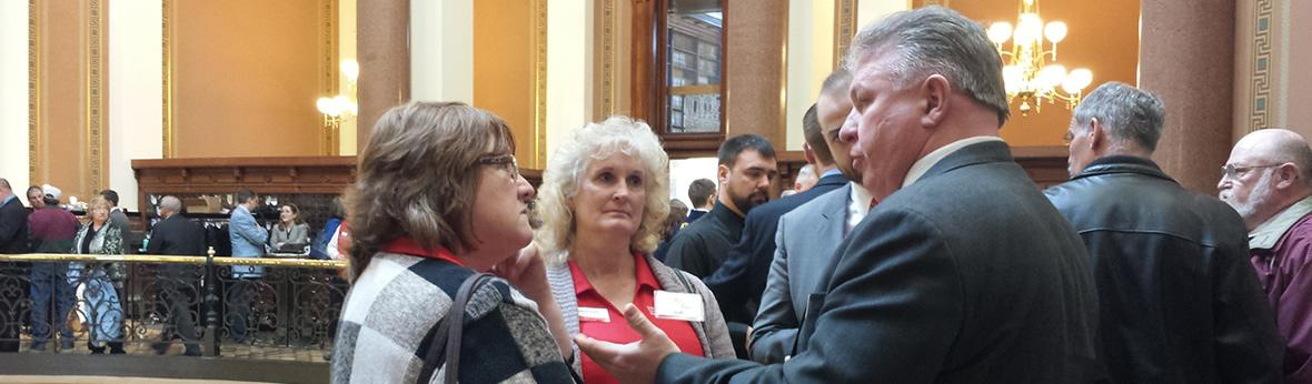 IECA at the State Capitol