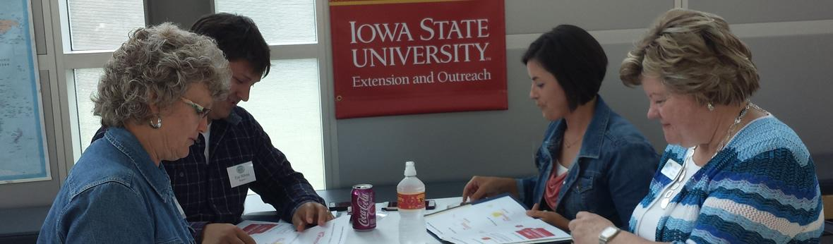 ISU Extension and Outreach Meeting